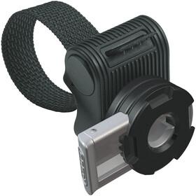 ABUS Phantom 8940/85 TexFL Candado de cable, black